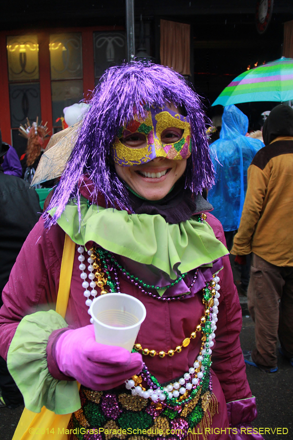 2014 Mardi Gras Day March 4 2014 Presents Quot French Quarter