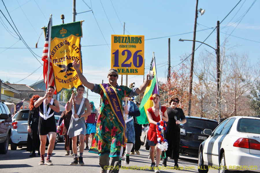 2016 Grits Bar Marching Clubs Come Together New Orleans
