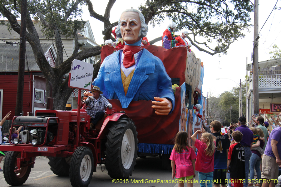 2015 Krewe Of Alla Presents Quot Land Of The Free Amp Home Of The Brave Quot