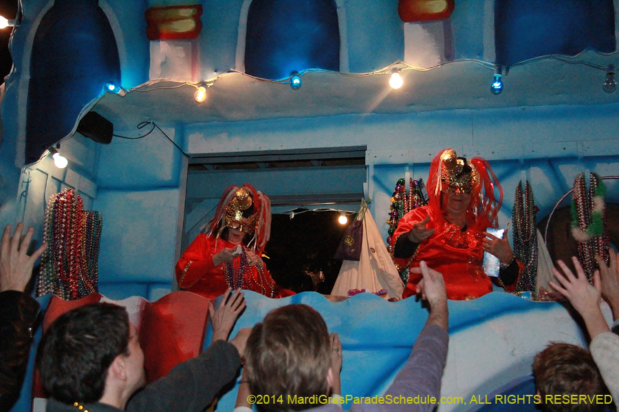2014 Krewe Of Cleopatra Presents Quot Strolling Down The Avenue Quot
