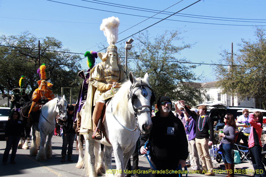 2016 Krewe Of Mid City Presents Quot Champagne Kisses And Foil