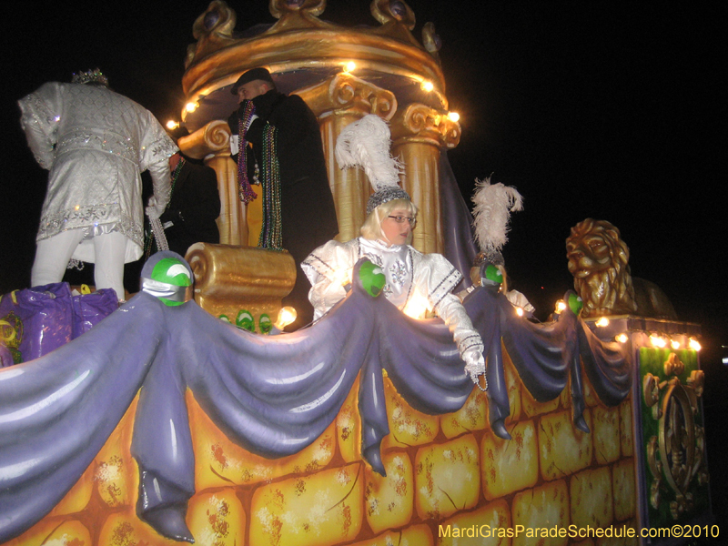2010 original krewe of orpheus presents quotorpheus salutes