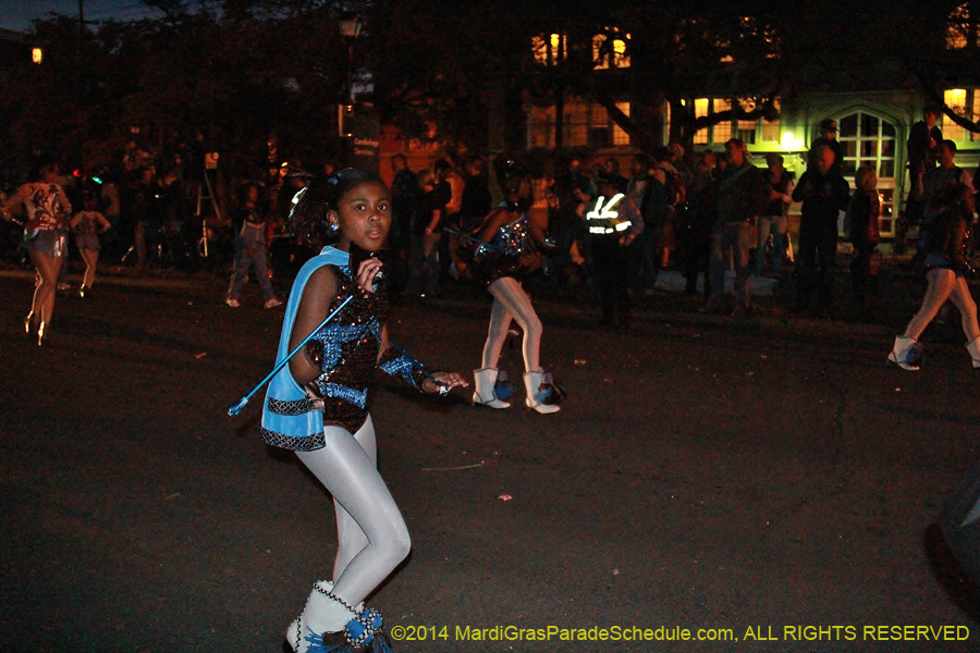 2014 Krewe Of Oshun Presents Quot Night Out In The Big Easy Quot