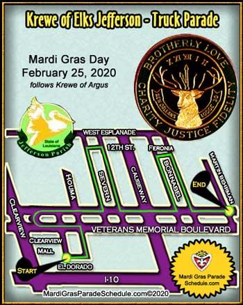 Mobile Mardi Gras 2014