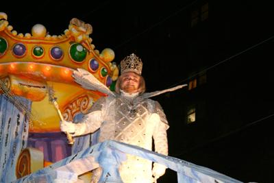 2018 Knights Of Sparta New Orleans Mardi Gras Parade