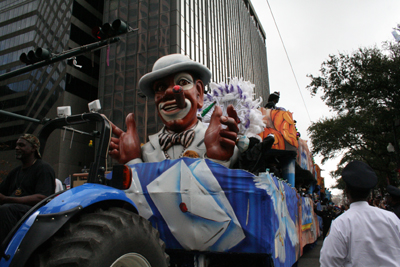 2019 Krewe Of Zulu Social Aid And Pleasure Club New Orleans Mardi Gras Parade Schedule 2019