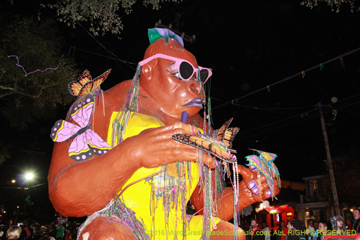 Krewe of Bacchus 2016 - photo by Jules Richard