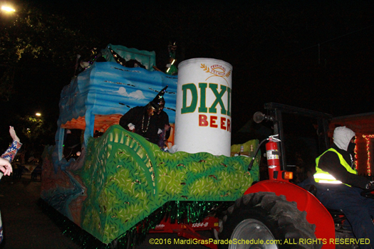 Have a dixie beer for me - photo by Jules Richard
