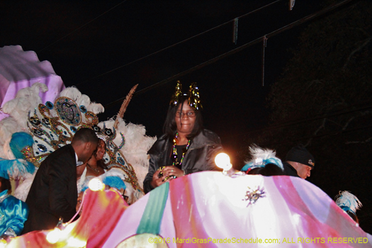 Mardi Gras and Voodoo, perfect combinstion - photo by Jules Richard