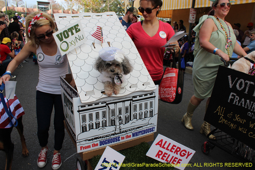 Krewe of Barkus - photo by H. Cross
