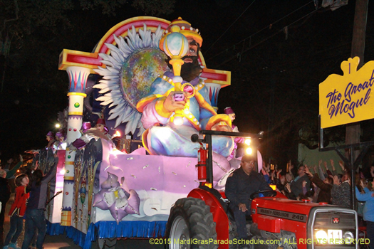 Krewe of Hermes 2015 - photo by Jules Richard