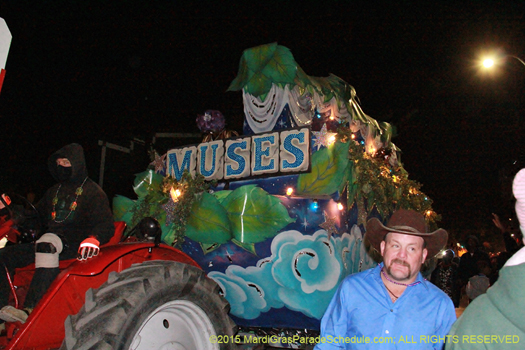 Krewe of Muses 2015 - photo by Jules Richard