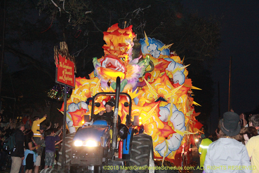 Krewe of Orpheus 2015 - photo by Jules Richard