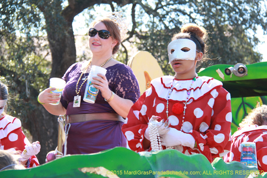 Personally I think this is one cool ass photo of Mardi Gras in New Orleans- photo by Jules Richard