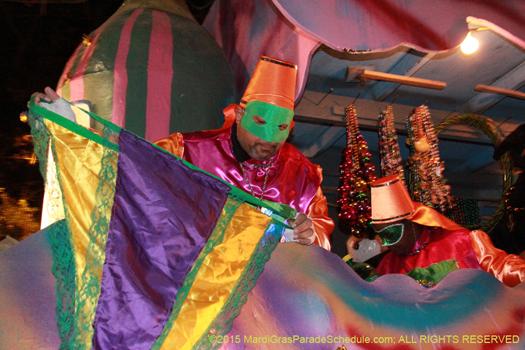 Happy Mardi Gras - photo by Jules Richard
